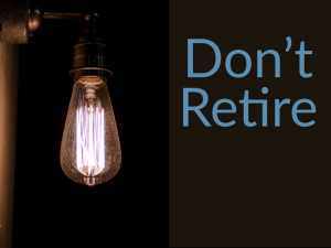 276: Don't Retire, Settle Instead