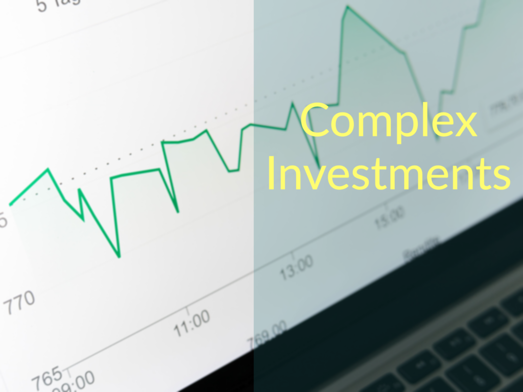 321: How to Analyze Complex Investments